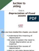 Depreciation Lesson 8