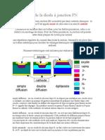 Constitution de La Diode à Jonction PN