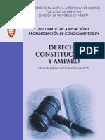 Diplomado Constitucional Amparo