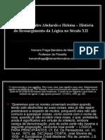 História de Pedro Abelardo e Heloisa - História Do Ressurgimento Da Lógica No Século XII