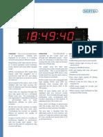 Sertel T SL 300 100 6D Catalogue
