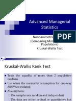 BMS2024 Kruskal Wallis 2013