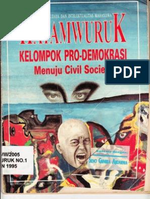 Kelompok Pro-Demokrasi Menuju Civil Society-Hayamwuruk No 1