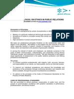 GA Global Ethics Protocol