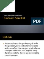 Sindrom Servikal