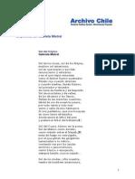 2.c Gabriela Mistral. Antololgía Básica