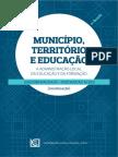 Municipio Territorio Educaçao