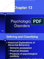 131 Chapter 13 Psychological Disorders3061