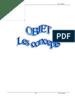 Concepts Objet Cours