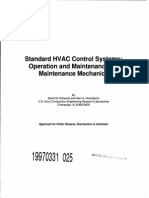 Standard HVAC Control Systems