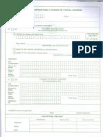 6. Form Lpp6 - Payment Instruction