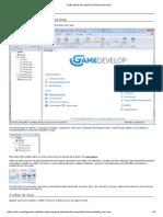 Visão Geral Da Interface [GDevelop Wiki]