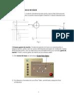 Proiectare CAD - Gradare Tipare Baza