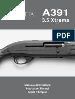 AL 391 X-trema 3.5 (Manual)
