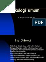 (1) Onkologi umum