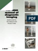 WHOnManual of Diagnostic Imaging