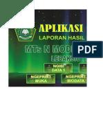 Raport KTSP 2006 (MTsN Babakan)