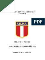 Reglamento 2014 Oficial Final