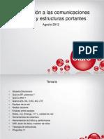 Comunicaciones Móviles y Estructuras Portantes