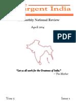 The Resurgent India April 2014