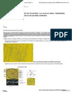 La física de los Círculos de las Cosechas