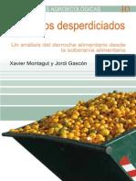 Alimentos Desperdiciados 2014