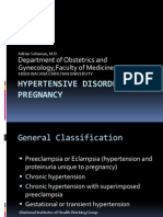Hypertensive Disorders of Pregnancy Blok 25