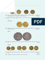 World Coins Including Oriental and West Indian
