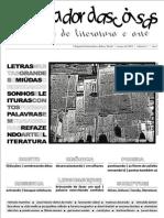 O EQUADOR DAS COISAS #1 | Journal of Literature and Arts