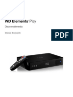 MANUAL Wd Elements Play