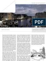 Venice and its Urban Planning