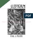 Paul Prater - Maleficium Preview
