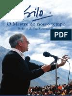 Livro Silo - O Mestre Do Nosso Tempo - Pia Figueroa