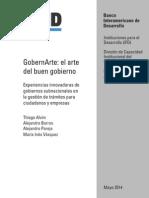 ICS TN GobernArte- El Arte Del Buen Gobierno