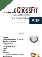 nutrition presentation