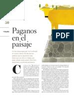Paganos en El Paisaje