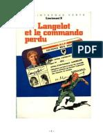 Lieutenant X Langelot 39 Langelot et le commando perdu 1985.doc