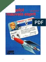 Lieutenant X Langelot 34 Langelot mauvais esprit 1980.doc