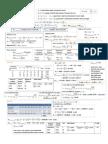 UAH - Fall 2014 - ISE 690 - Helvaci - Final Exam Formula Sheet