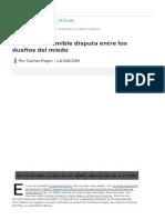 1754593 La Ex Side Temible Disputa Entre Los Duenos Del Miedo