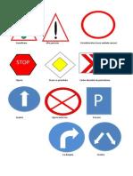 SemafoareAlte Pericole Circulatie Interzisa in Ambele Sensuri