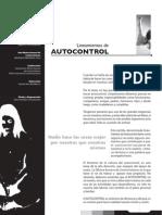 Cartilla Autocontrol