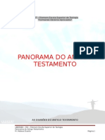 Panorama do Antigo Testamento.doc