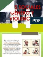 Roles Sociales, Género y Violencia