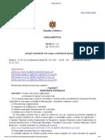 LEGEA Nr. 131 Din 08.0 6.2012 Privind Controlul de Stat Asupra Activităţii de Întreprinzător
