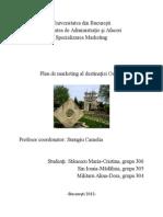 Plan de Marketing Turistic Ostrov