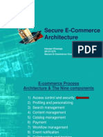 Secure ECommerce Architecture 2 Final