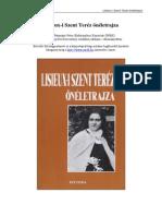 Lisieux i Szent Terez Oneletrajza 1