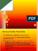 Regulatoare de Presiune
