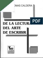 Del La Lectura-CALDERA
